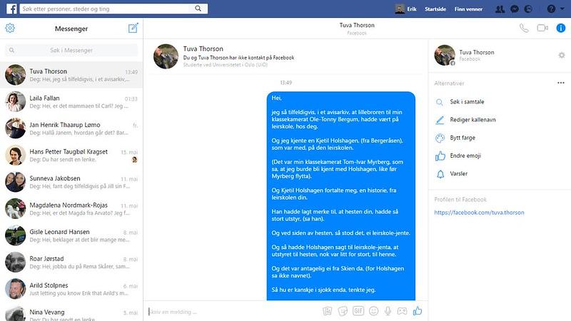 tuva thorson facebook 2