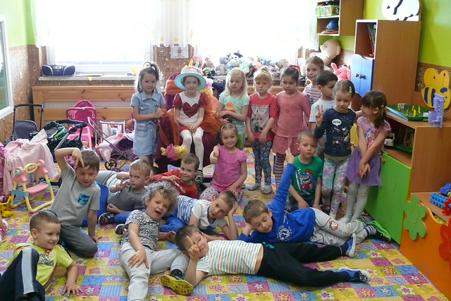 urodzinki KACPERKA, PAWEŁKA, NATALKI I LAURY