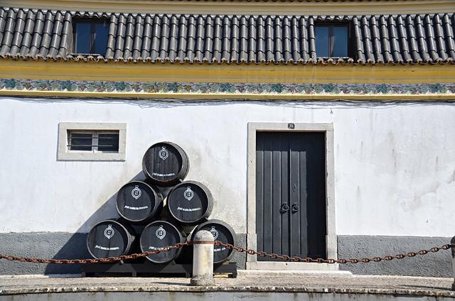 Adega, Azeitao, Portugal