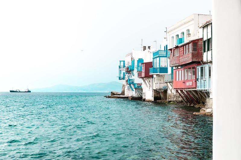 Wanderlust Us Travel Blog - Mykonos Windmills - Little Venice