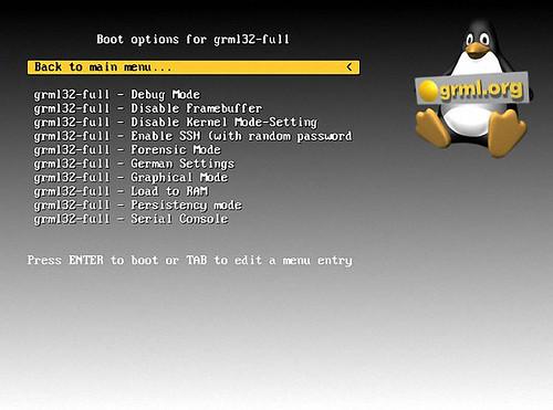 grml-boot