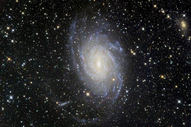VCSE - Mai kép - NGC 6744 - Csizmadia Szilárd