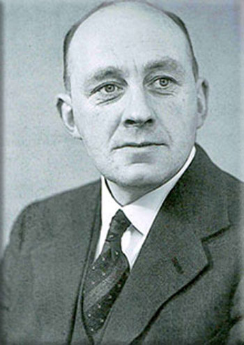 Theo Kelly - Everton Manager : 1939 - 1948