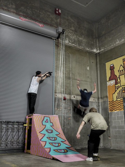 Rhinegeist skateboarders