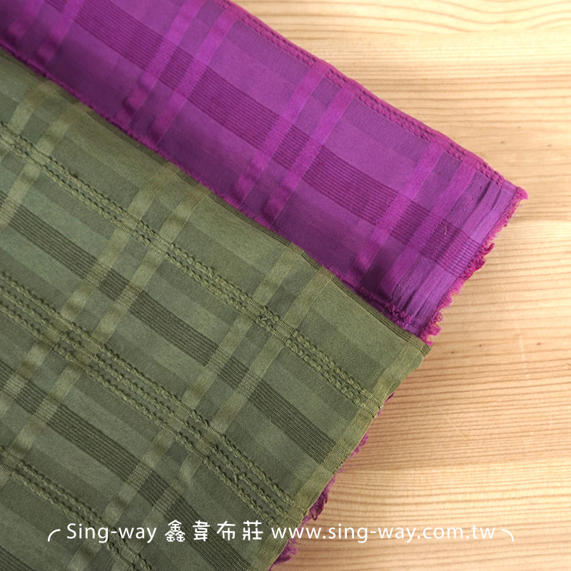 格子 素色格紋 服裝布料 CH690223