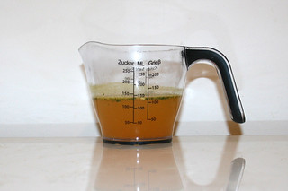 10 - Zutat Gemüsebrühe / Ingredient vegetable stock