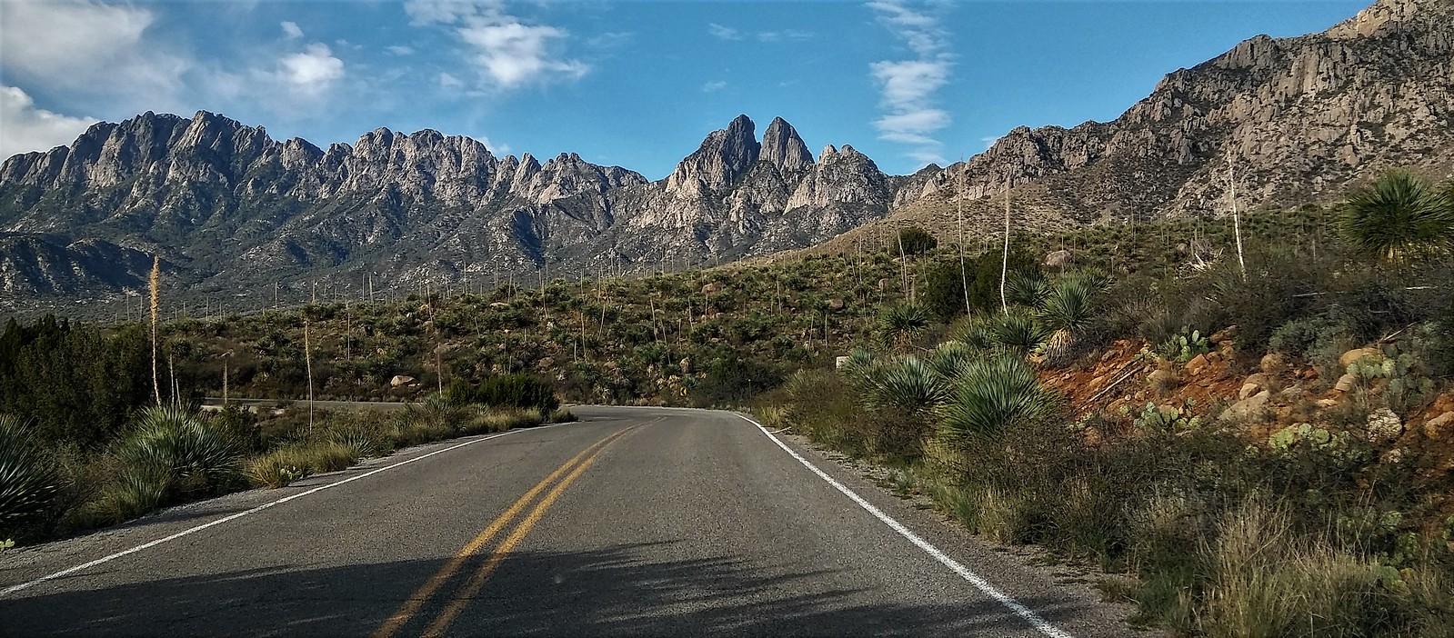 Aguirre Spring, Organ Mountains, NM