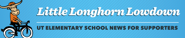 Little Longhorn Lowdown banner