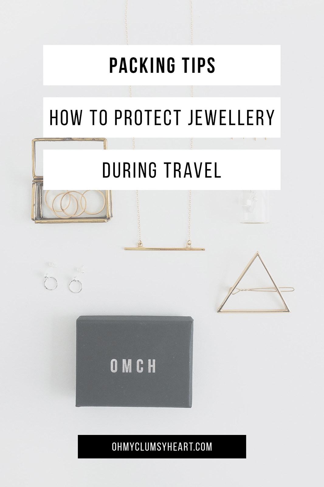 Travelling With Jewellery: 5 Packing Tips