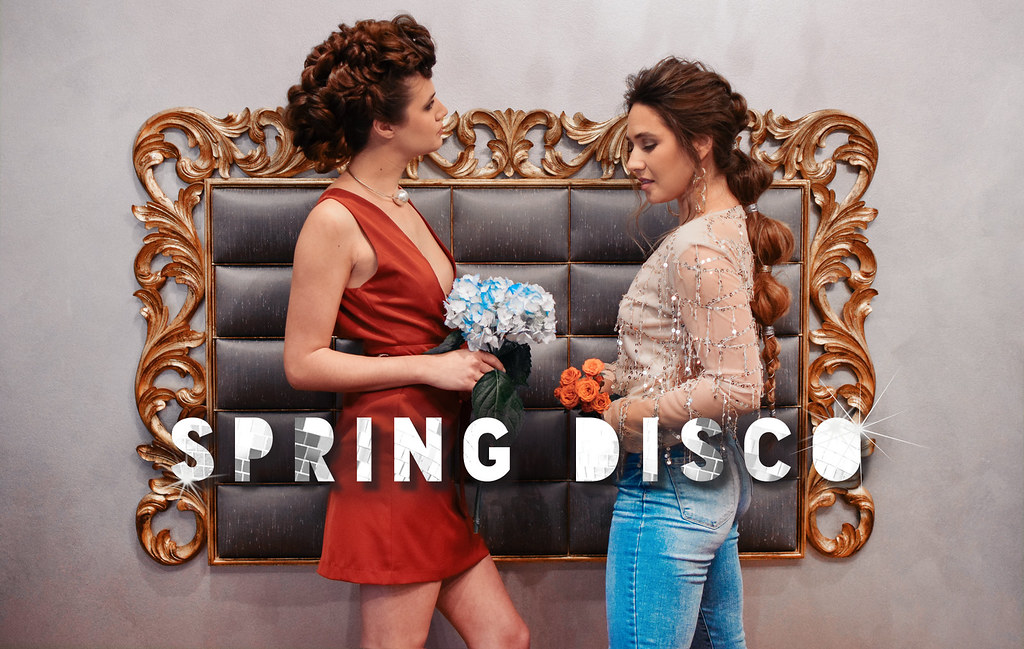 Spring Disco By Generation Bliss