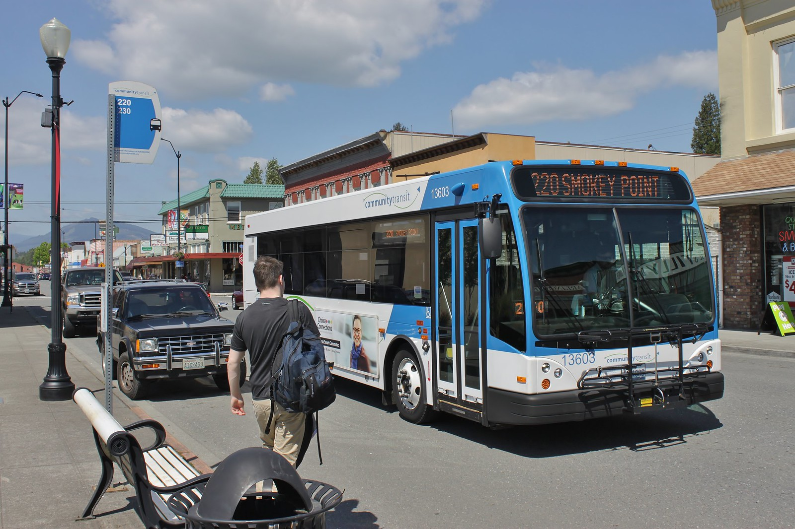 Transit Can't Work Without Pedestrian Priority – Seattle Transit Blog