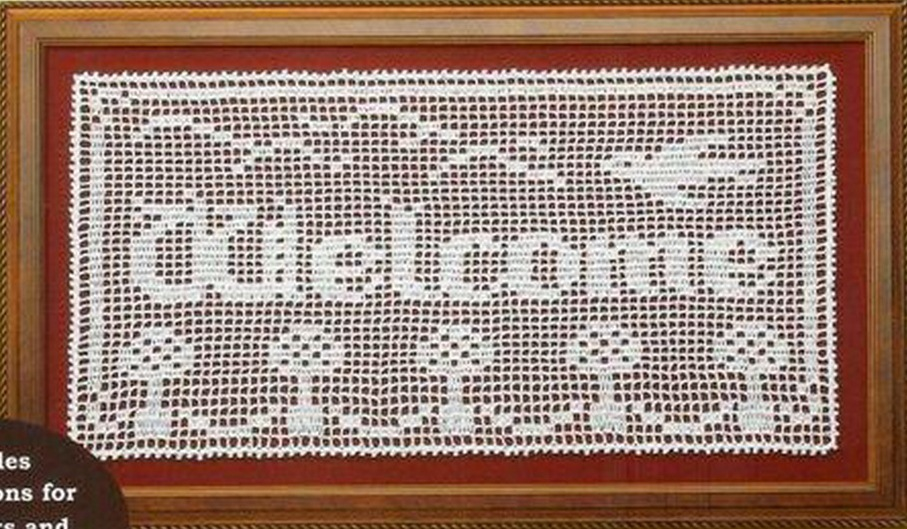 1281 Rita Weiss - Learn To Do Filet Crochet (7)