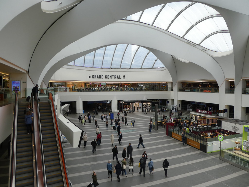 Birmingham New Street Station