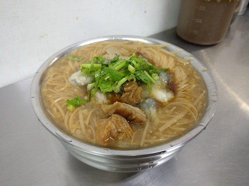 Oyster Noodle