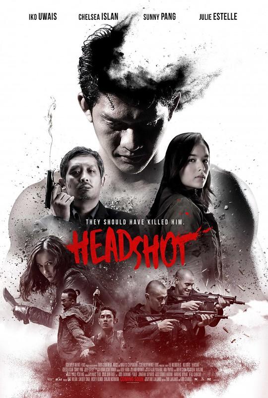 Headshot - Poster 1
