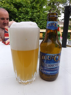 Karlsbräu, Ecu d'Or Blanche, France