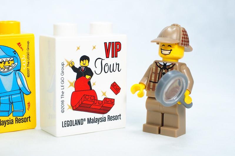 Brickfinder VIP Tour