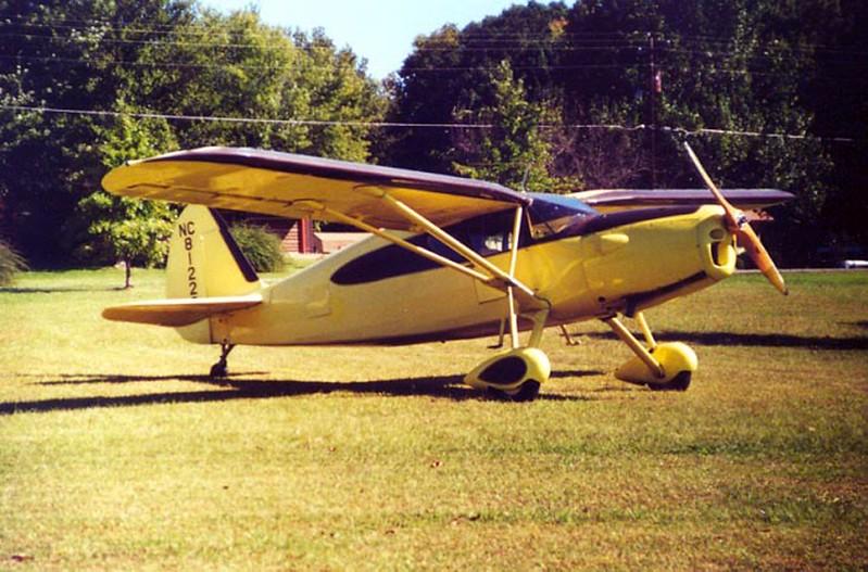 1946 Fairchild 24  N81228