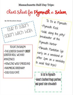 salem plymouth cheat sheet | by natalie @ our old southern house
