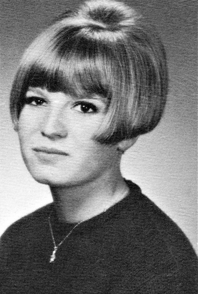 Geometric Hair Cut Design Ala Sassoon In 1967 San Diego C Flickr