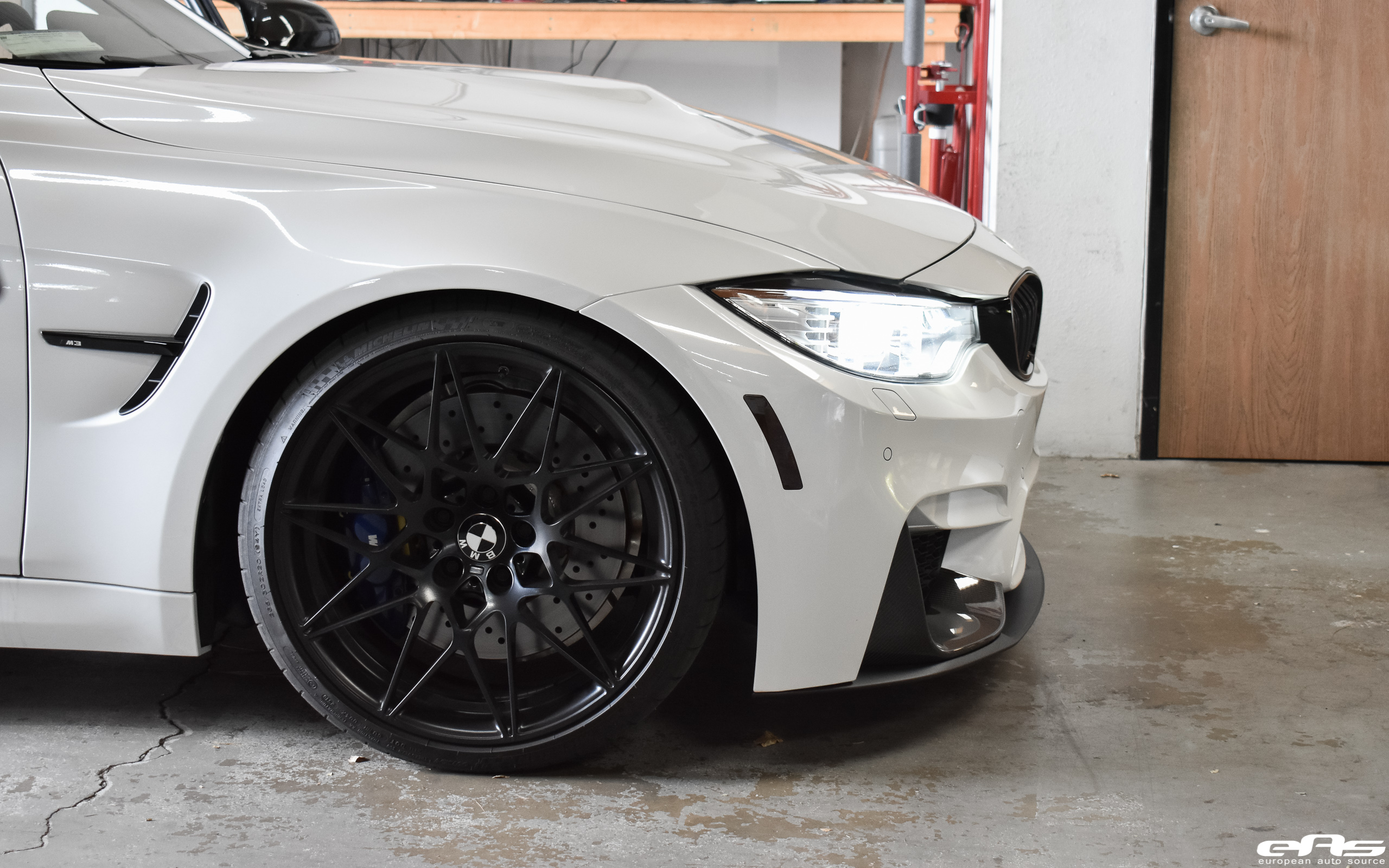 Mineral White F80 M3 Zcp H R Springs Bmw Performance Parts