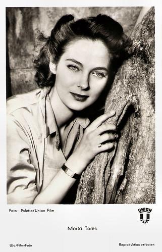 Marta Toren in Maddalena (1954)