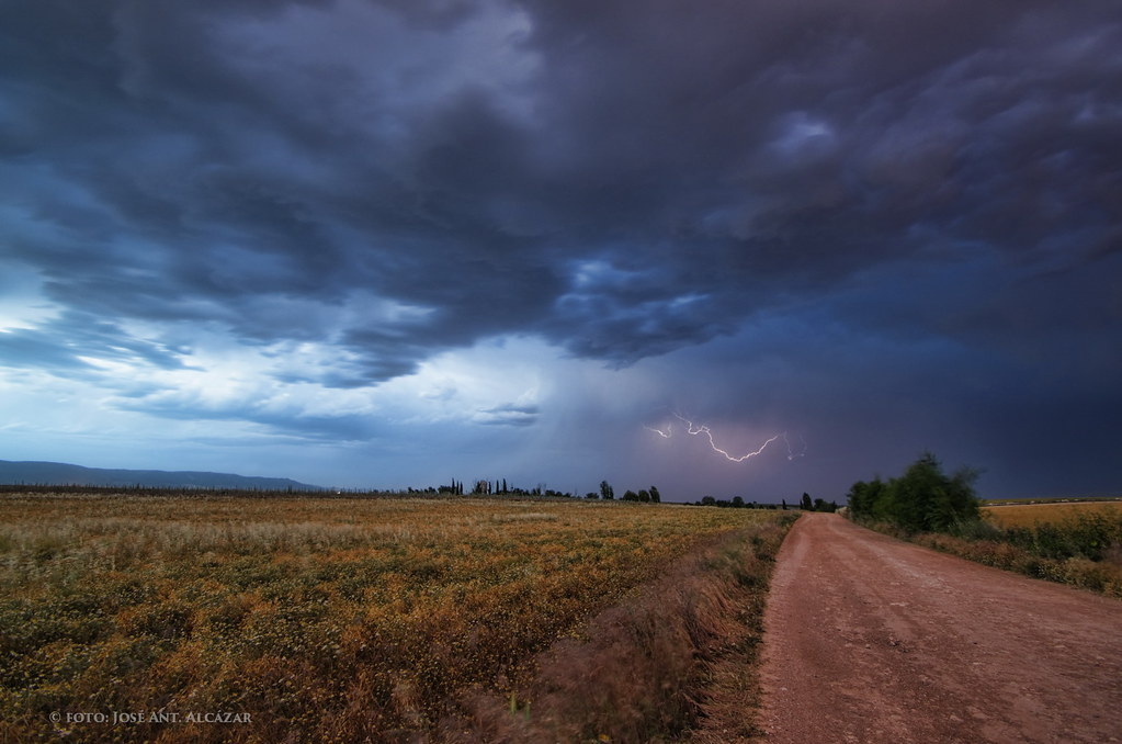 A la caza de tormentas