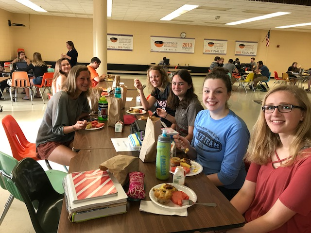 PHS Tutors Breakfast 2017