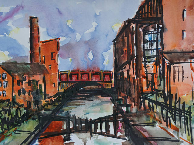 Manchester canal study