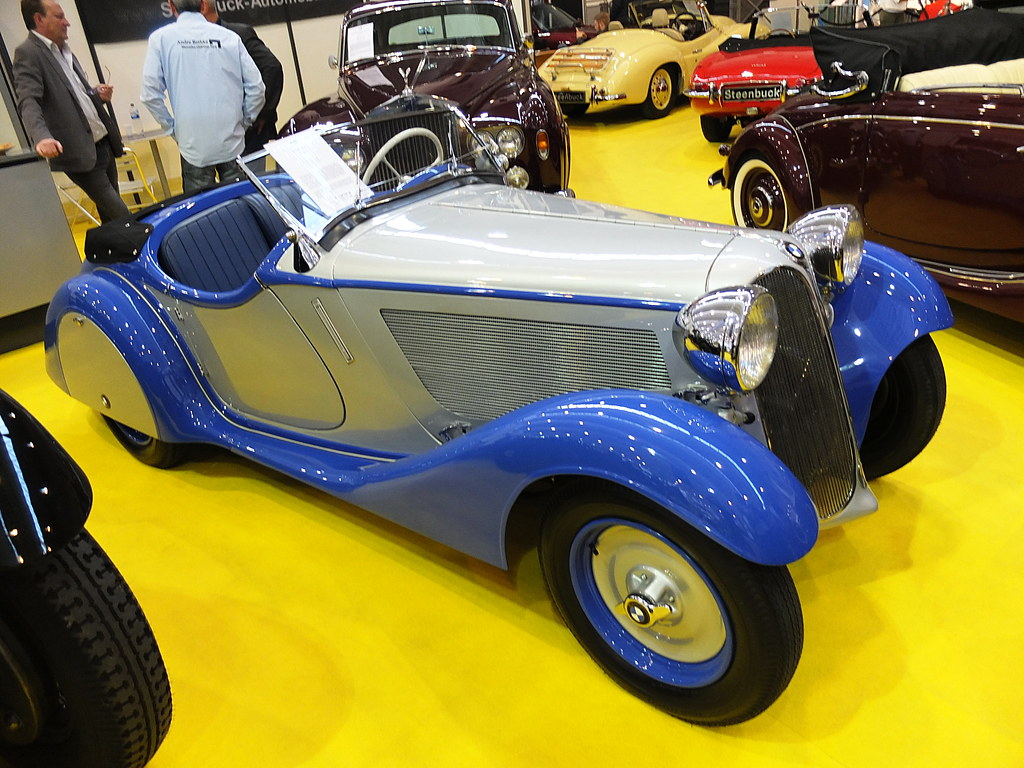 BMW 319/1 Roadster 1935 | Techno Classica Essen 2017 | Flickr