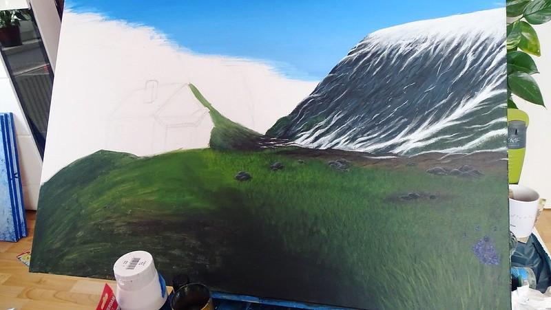 Idyllische Berghütte 1