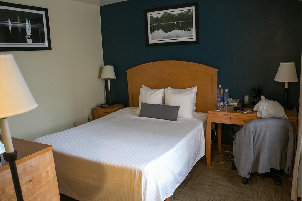 Magnuson Convention Center Hotel Reviews