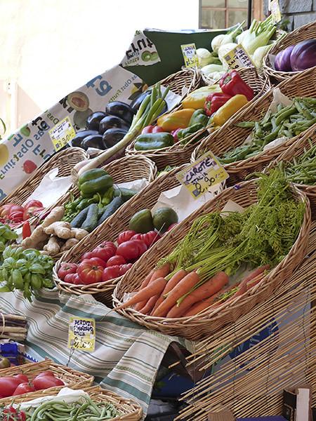 légumes ligures