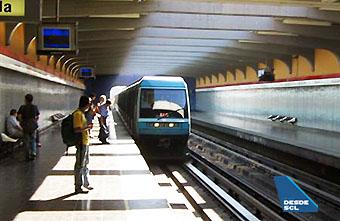 SCL Metro de Santiago (Gaston Doval)
