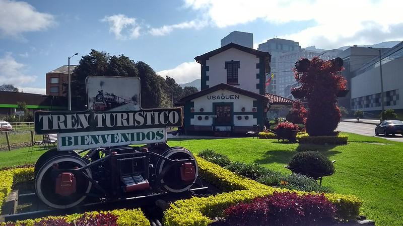 Roteiro Bogotá