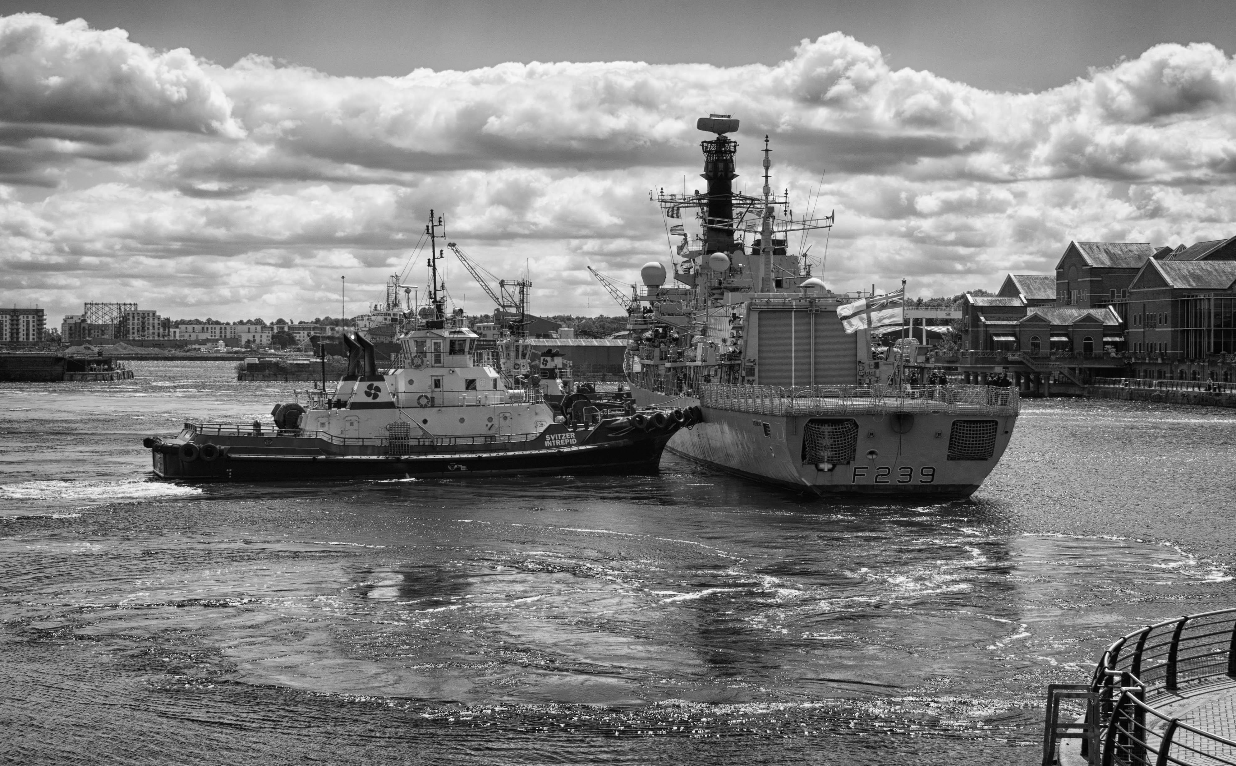 Type 23 Class frigate - Page 8 35062843631_fa7c4c022a_o