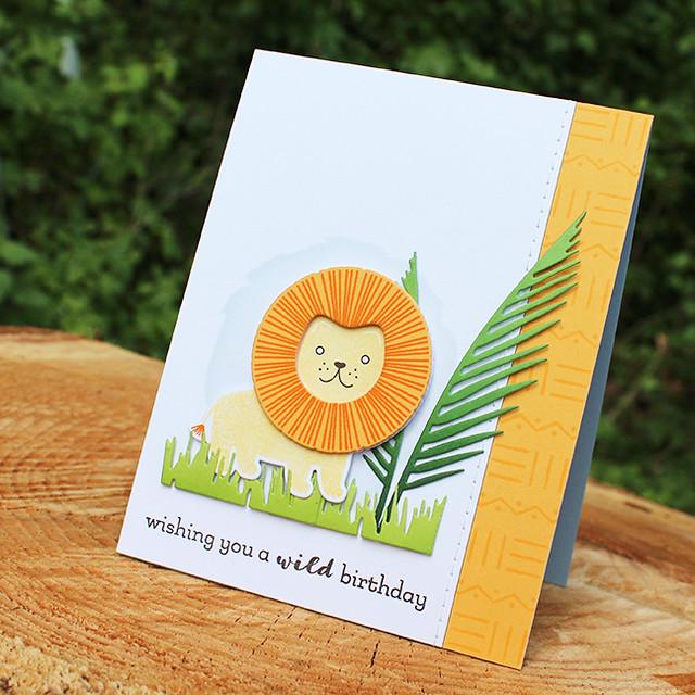 Wild Birthday Card 2