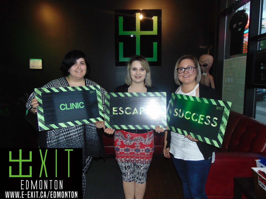Exit Escape Room Edmonton