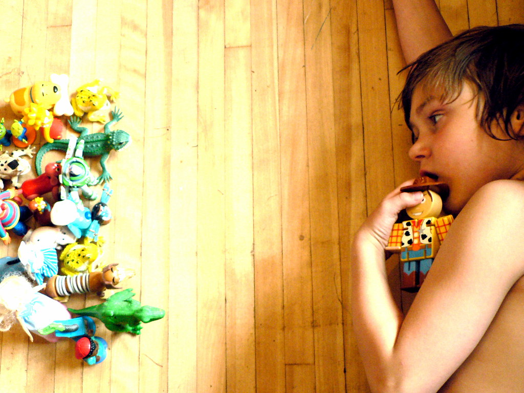 年幼時的重金屬接觸量以及兒童的身體如何處理這些重金屬,和罹患自閉症的風險有關。Charlene Croft(CC BY-NC-ND 2.0)