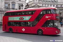 Wrightbus NRM NBFL - LTZ 1287 - LT287 - Marylebone 453 - Go Ahead London - London 2017 - Steven Gray - IMG_8745