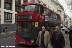 Wrightbus NRM NBFL - LTZ 1199 - LT199 - Hyde Park Corner 38 - Arriva - London 2017 - Steven Gray - IMG_9118