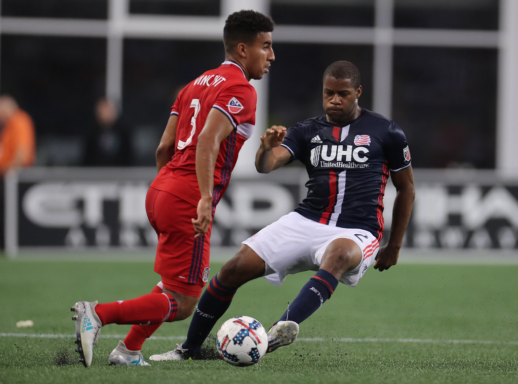 Revolution vs. Chicago Fire | June 17