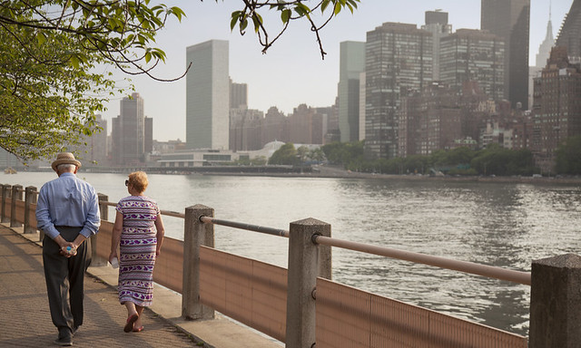 Summer Cities That are Great for Seniors