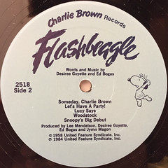 -:FLASHBEAGLE(LABEL SIDE-B)