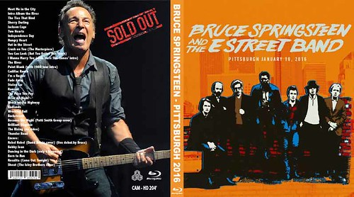 Bruce+Springsteen+-+Pittsburgh+2016