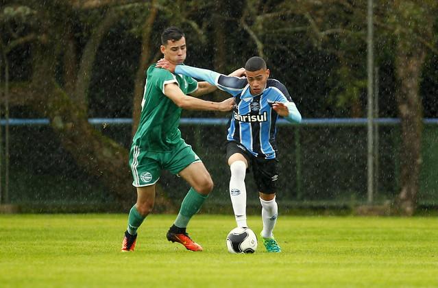 Grupo de Transição (Terceirona) - Grêmio 3 x 2 Gaúcho