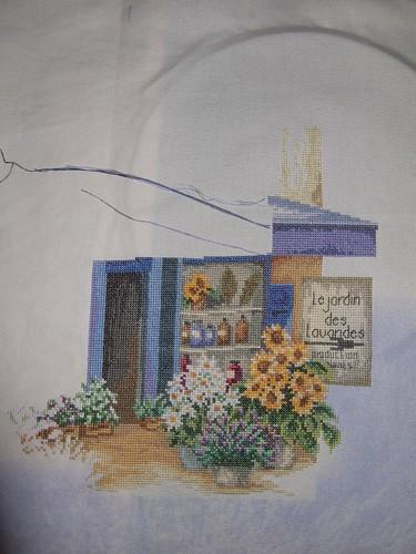 Le jardin des lavandes