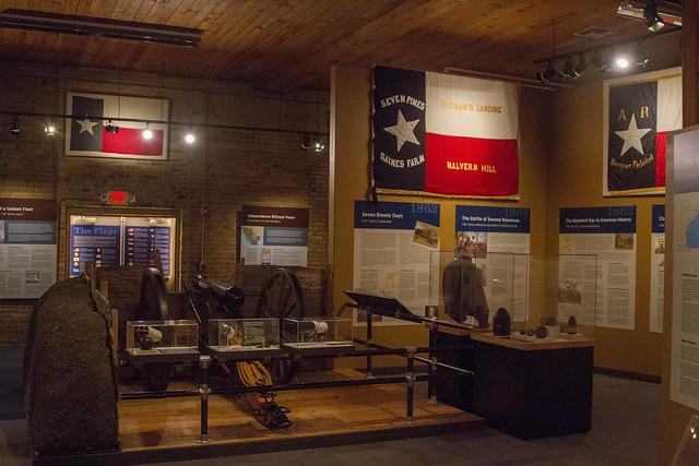 Texas Miliary History