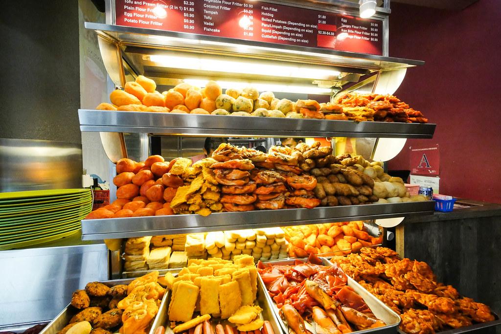 Makan in Pasir Ris