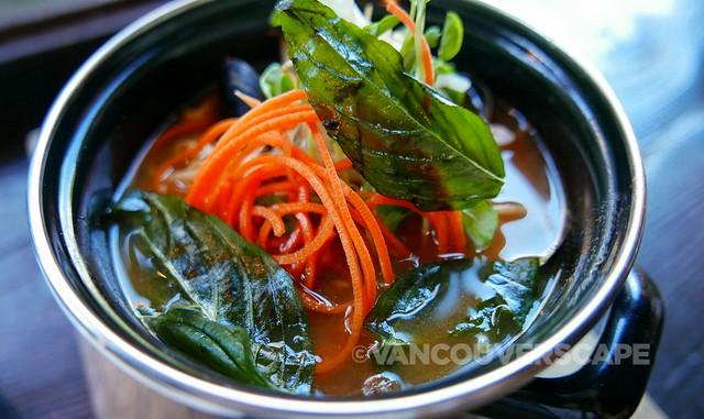 TUC Craft Kitchen/Seafood Tamarind Bisque
